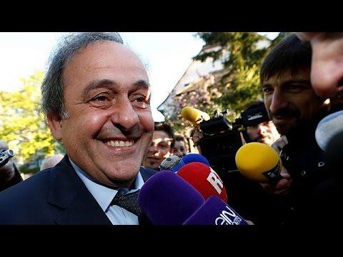 FIFA: Ως τις 9 Μαΐου η απόφαση του CAS για τον Πλατινί