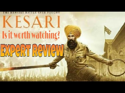 Kesari Movie Review by Expert V.J Farhan Kazi || Is it worth watching? or just a Hype ||