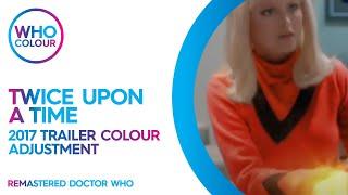 Doctor Who 2017 Christmas Trailer Tweek