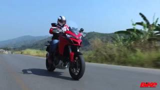 10. Ducati Multistrada 1200S Bike India review