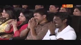 Video Theri audio lanch actor Mottai Rajendran speech.. (I AM WAITING)..... download in MP3, 3GP, MP4, WEBM, AVI, FLV January 2017