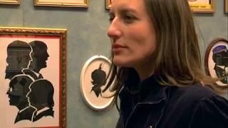 scheren-schneider, portrait, scherenschnitt-künstler, silhouette art, artist, paper cut,