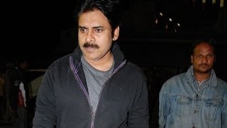 Power Star Pawan Kalyan at Kona Venkat's Daughter's Wedding