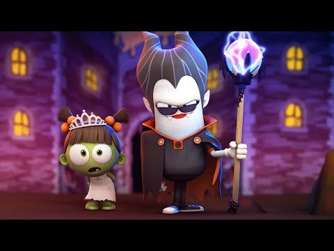 Download Funny Animated Cartoon | Spookiz Cula the Scary Wizard in the School Play | Cartoon For Children hd file 3gp hd mp4 download videos