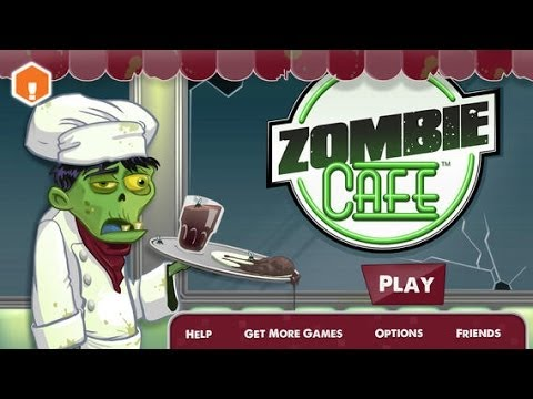 Zombie Cafe Gameplay Walkthrough Tutorial
