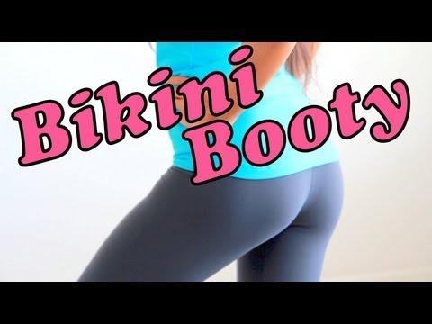 POP Pilates: Bikini Booty Thong Workout