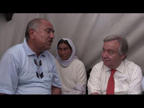 Turkey: World Refugee Day visits