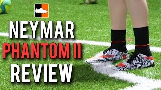 Neymar Hypervenom Phantom II Review | Nike Ousadia Alegria Football Boots, neymar, neymar Barcelona,  Barcelona, chung ket cup c1, Barcelona juventus
