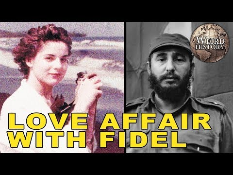 Marita Lorenz | The Spy Who Loved Fidel Castro