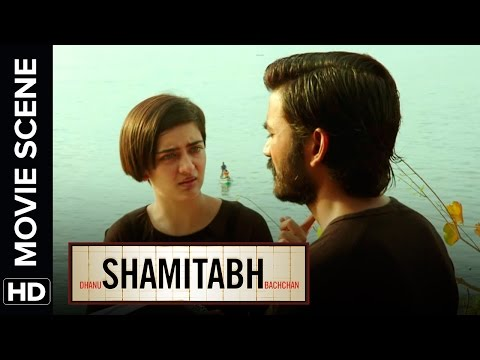 Video Akshara Haasan wants to make a film with Dhanush | Shamitabh | Movie Scene download in MP3, 3GP, MP4, WEBM, AVI, FLV January 2017