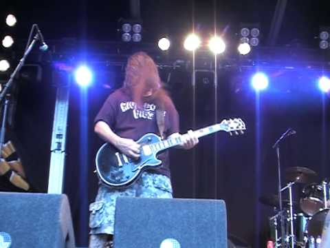 Video Napalm Death - On The Brink Of Extinction live Werfpop 2009 holland (new song) download in MP3, 3GP, MP4, WEBM, AVI, FLV January 2017