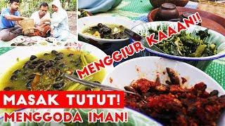 Video Menu Masakan Serba Pahit! Masak TUTUT dan Tumis Daun Pepaya !! MP3, 3GP, MP4, WEBM, AVI, FLV Maret 2019