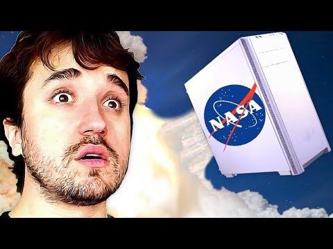 TRANSFORMEI MEU PC NO DA NASA! - Nerd Hi-Tech 09_Best spacecraft videos of the week