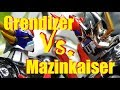 Grendizer Vs Mazinkaiser , Grendizer and The Vega Menace series, Episode 1, Otv, Stop Motion
