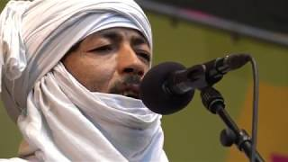 Recording 1 july 2017Terakaft, along with Tinariwen pioneer of the so-called 'desert rock'. Band leader and co-founder Diara was first-time composer and guitarist at Tinariwen, the group that was in stage in Hertme in 2002 and has now acquired world-famous fame. Second man Sanou is a symbol of the younger generation Touareg guitarists. Their first official performance was at the Festival au Désert in Essakane in January 2007; A year later, in 2008, they were at the Africa Festival.Liya Ag Ablil, aka Diara - guitar, vocals.Sanou Ag Ahmed - guitar, singing.Andrew Sudhibhasilp - bass guitarBruno Marmey - drums