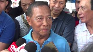 Binay: DAP probe on Aquino, Abad all for show