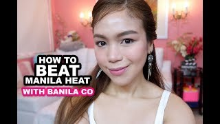 HOW TO BEAT MANILA HEAT WITH BANILA CO (FOR IG ONLY) - candyloveart