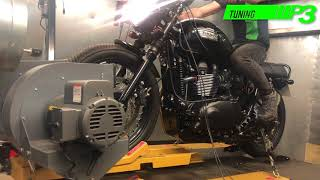 8. Triumph T100 Bonneville Dynojet Power Commander Ignition and Fuel module custom setup P3 Tuning