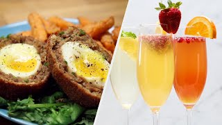 Easy And Delicious Brunch Recipes • Tasty by Tasty