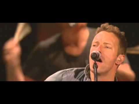 Coldplay - Hurts Like Heaven Live @ Madrid 2011 (HD and Widescreen)