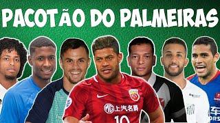 Pacotão de reforços do Palmeiras para 2020