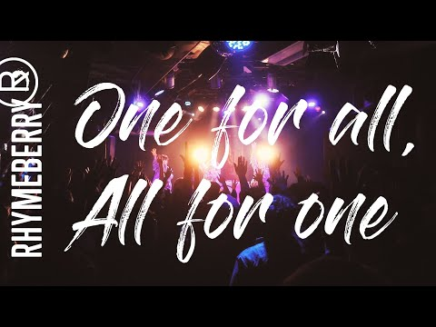 One for all, All for one 〜 HOME - RHYMEBERRY (2019.4.28 Shibuya VUENOS)