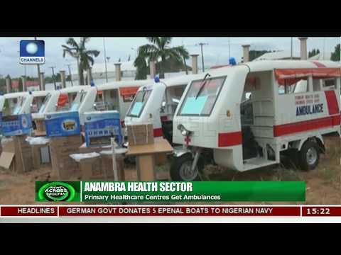 Obiano Tasks Health Officials On Judicial Use Of Ambulances  News Across Nigeria 