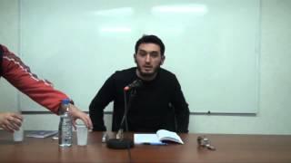 Katër Hadithe - Hoxhë Bedri Lika (Seminari Njihe Fenë Tënde - Tetovë 2014)