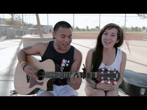 (U Drive Me) Crazy - Glee - AJ Rafael x Cathy Nguyen