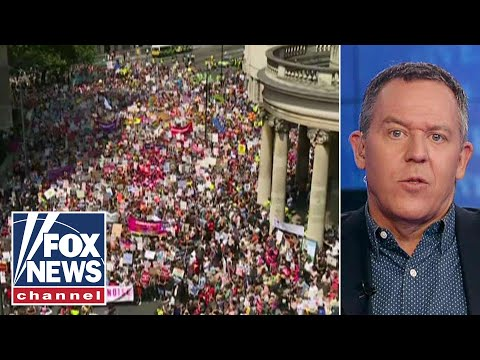 Gutfeld on the protests in England against Trump
