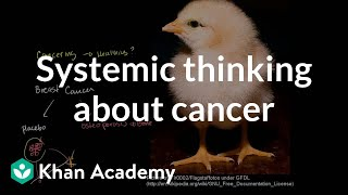 Systemic thinking about cancer | Miscellaneous | Heatlh & Medicine | Khan Academy