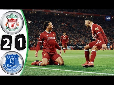 Liverpool vs Everton 2-1 All Goals & Extended Highlights FA CUP 05/01/2018 HD