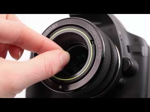 Lensbaby   Composer Pro for Micro 4/3 Cameras