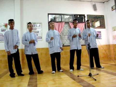soffwan - Keredhaanmu  ประกวดอนาชีดครั้งแรก