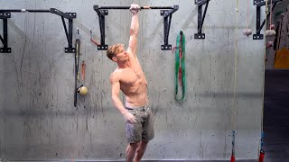 50 ONE ARM PULL UPS IN ONE SESSION by Magnus Midtbø