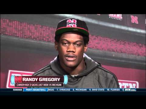 Randy Gregory Interview 11/13/2013 video.