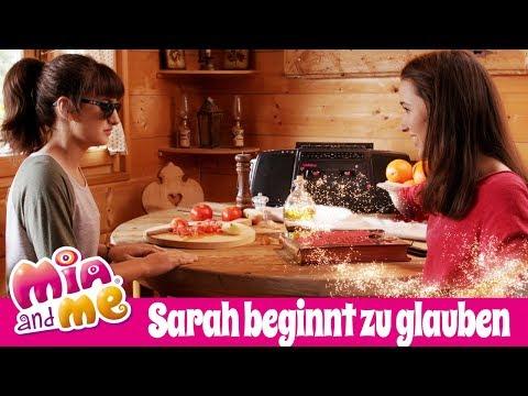 Sarah beginnt zu glauben - Mia and me - Staffel 3 🌺🌸