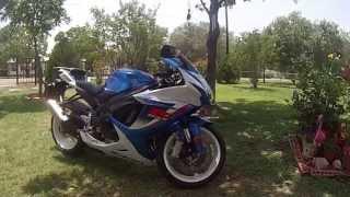10. My 2013 GSXR 600