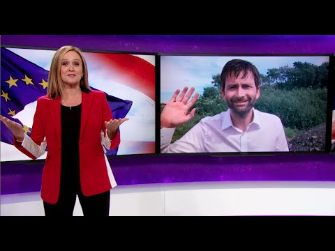 Praise the (Time) Lord | Full Frontal with Samantha Bee