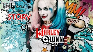 Video The Story of Harley Quinn (Full Story) MP3, 3GP, MP4, WEBM, AVI, FLV Agustus 2018