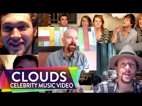 "My Last Days: Zach Sobiech ""Clouds"" Celebrity Music Video"