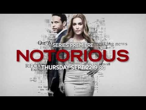 Notorious Season 1 (Promo 'The Story')