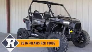10. 2016 Polaris RZR 1000 S