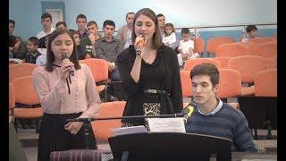 Sabina, Albert si Rebeca – Domnul M-a Ales