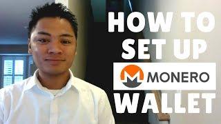 Blockchain Tutorial #7 - How To Setup A Monero Wallet - By Deni Lovejoy