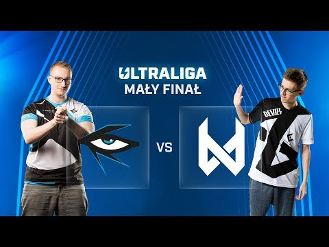 ULTRALIGA | Illuminar Gaming Vs Devils.one | Mały Finał | BO5 | 🌩️ | TV: Polsat Games (kanał 16)