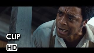 12 Years A Slave Movie CLIP - Let Me Weep (2013) - Brad Pitt Movie HD