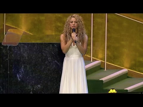 Shakira - Imagine lyrics
