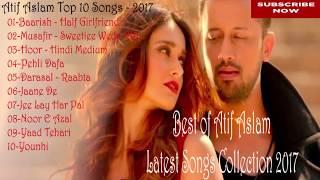 Video Best of Atif Aslam   Top 10 Songs   Jukebox 2017 MP3, 3GP, MP4, WEBM, AVI, FLV April 2018