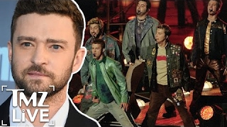 Video Justin Timberlake Reveals The Real Reason He Left  'NSYNC' | TMZ Live MP3, 3GP, MP4, WEBM, AVI, FLV Juli 2018